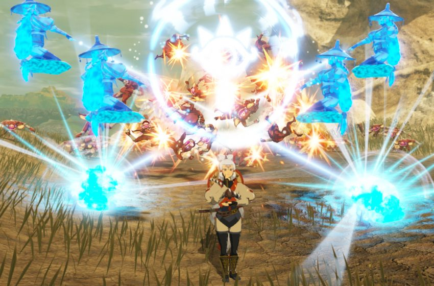 Young Impa reveal in Nintendo's Hyrule Warriors