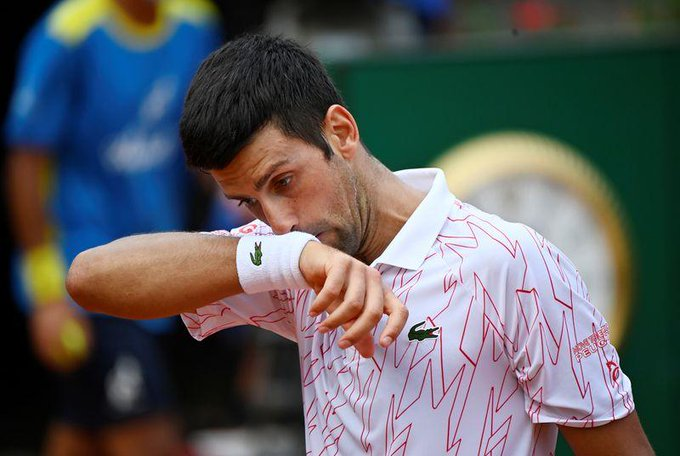 'Not perfect': Djokovic rages at Italian Open, second such meltdown after US out