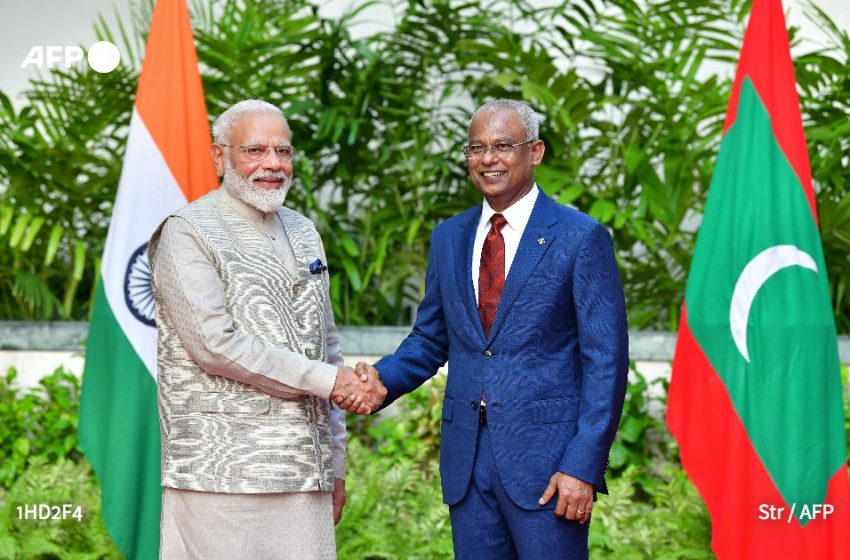 India loans $250m to Maldives to boost 'Covid-battered economy'
