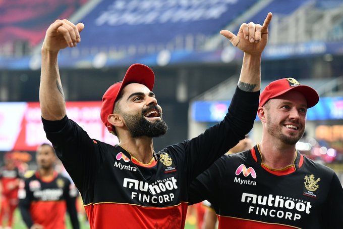Sunrisers chase Challengers, fall short, RCB cheers in their first Dream11 win