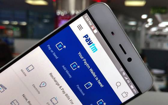 Google removes Paytm mobile app from android store