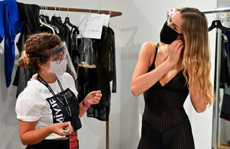 NY #FashionWeek opens to no live audiences, sashays ahead in support of US designers