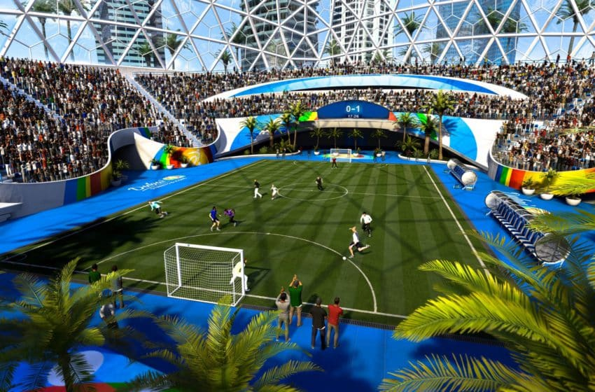 Dubai landscape gamified in new EA sports launch