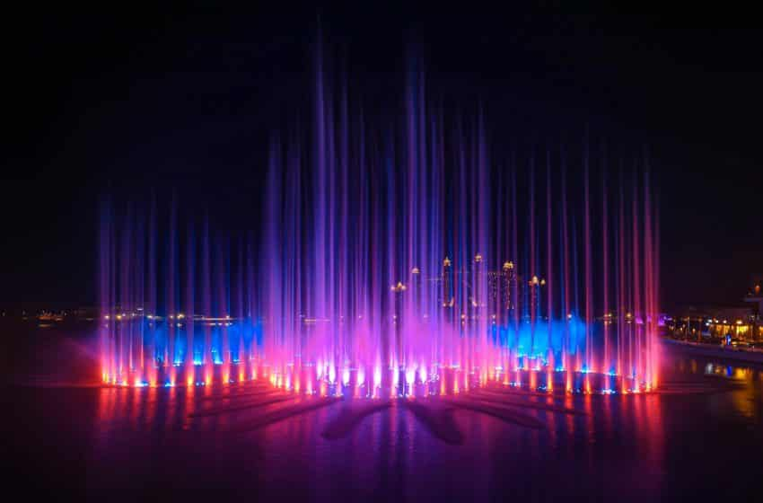 Guinness: Dubai marks another 'Pointe' in history, launches world's largest fountain ever