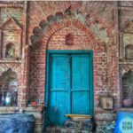 Huma-Khan-heritage-village-door