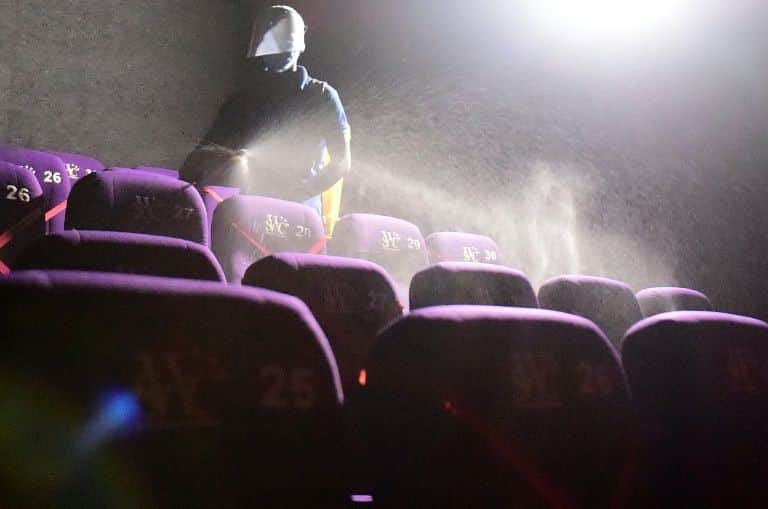 Indian cinemas part their curtains, screens light up after months in the dark
