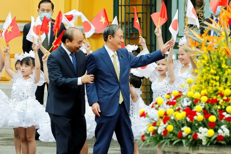 Japan-Vietnam join hands to bolster nations with mutual 'defence' exports
