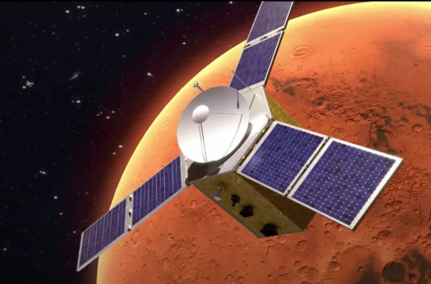 Emirates inks out celebratory 'Mars Mission' stamps to honour historic mission to Red Planet's orbit