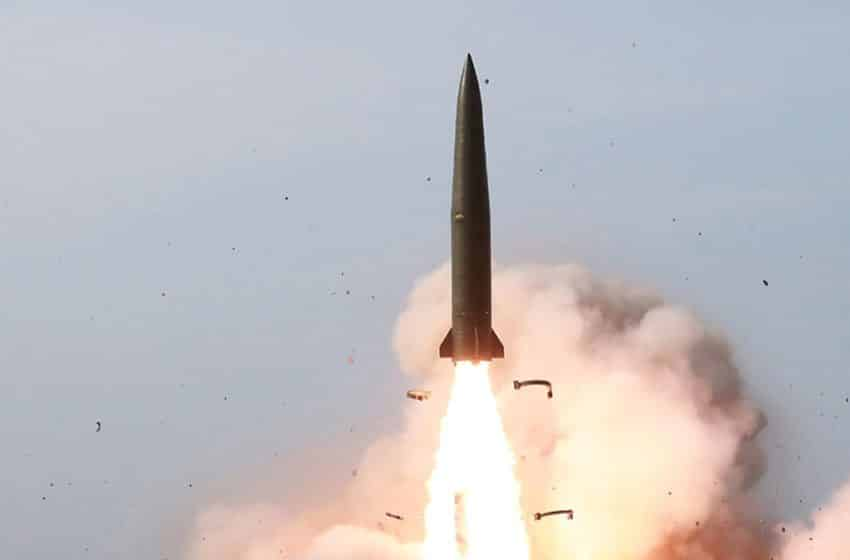 N.Korea unveils ballistic missile, 'disappoints' US as denuclearisation talks still deadlocked