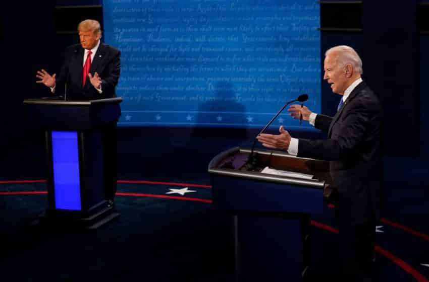A wrap: 'Cases, climate, and crime' at final Presidential Debate 2020