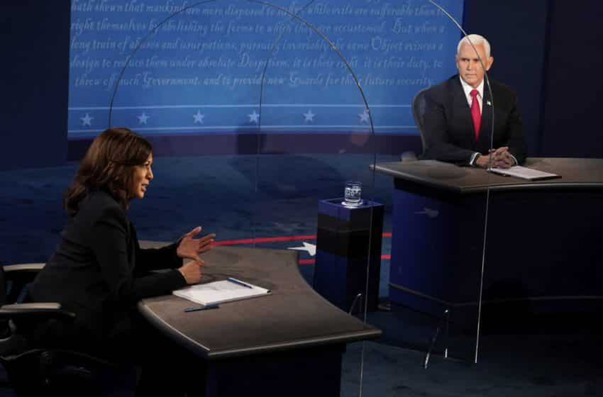 VP talks changes tides for US Elections 2020