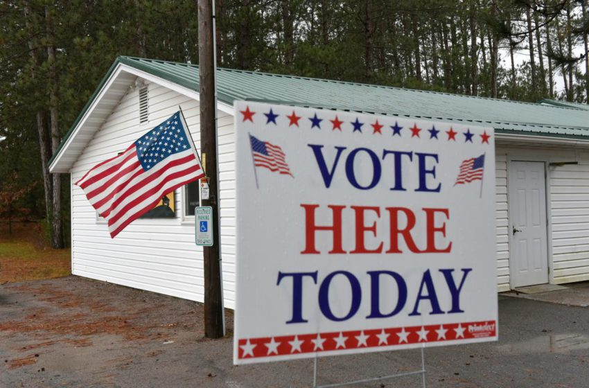 Record figures turn up for early voting ahead of Nov. 3 Election Day