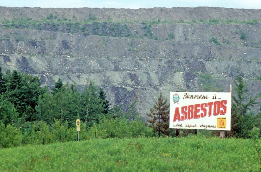 Canadian town, Asbestos, votes to shed 'cancerous' name — reigns in new 'Val-des-Sources' era