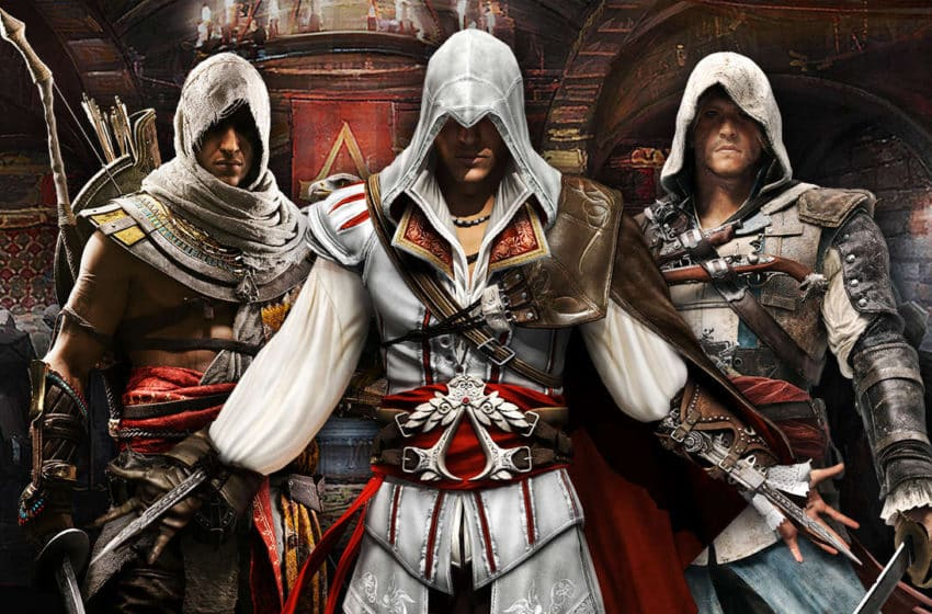 Netflix live-action 'Assassin's Creed' in works, says Ubisoft