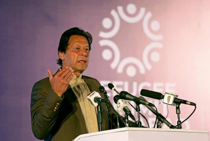 Pak PM warns Facebook of 'hate against Islam', calls for ban on Islamophobic content
