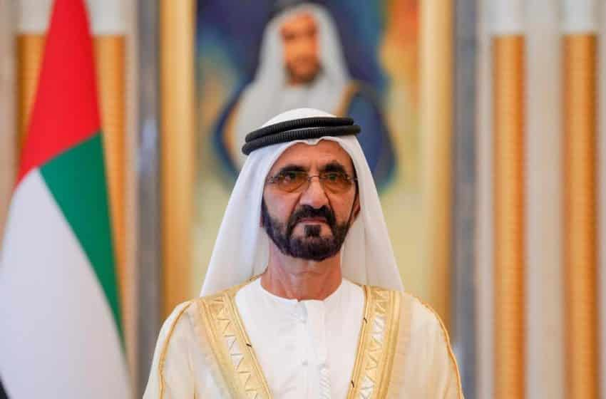 Dubai ruler laments Arab youth's desire to leave their 'homes' behind
