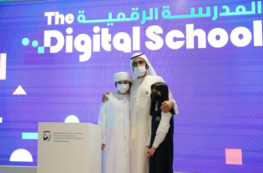 Dubai's Digital School to nurture young conflict-weary, pandemic-fringed minds