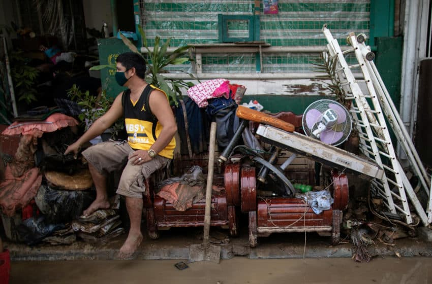 Aftermath of Typhoon Goni in Philippines (Reuters/Eloisa Lopez)