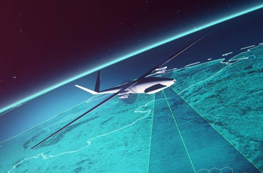 A flying 5G service in-works to jet around the globe
