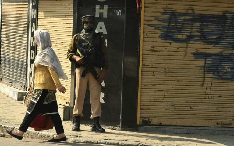 Kashmiris shutter down shops, businesses to protest land rights law, biggest strike since 2019 'blackout' protests