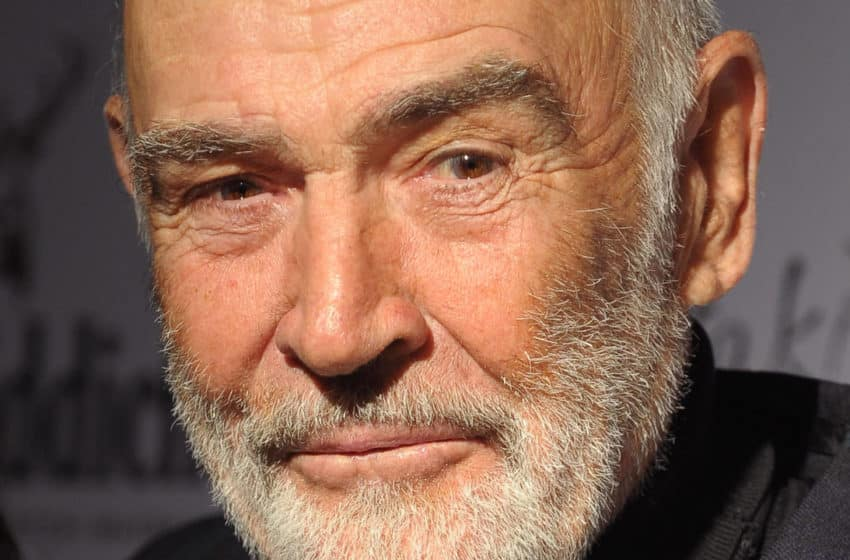 Sunday Schmooze // Connery, the man who also played Bond