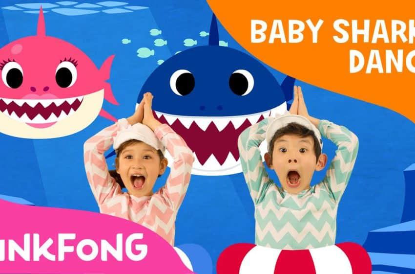 'Baby Shark' topples 'Despacito', chomps way to YouTube's most-watched