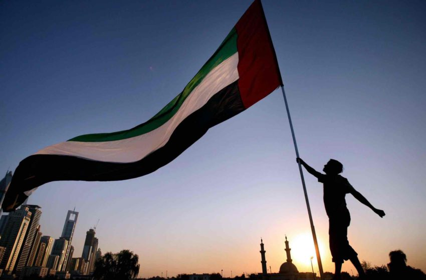 UAE raises its flag to the COVID-aid heroes on nation's 7th Flag Day