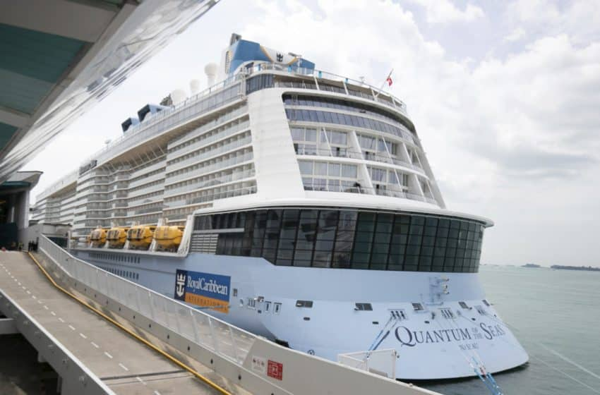 "Singapore's ""cruise to nowhere"" cut short after passenger tests COVID+"