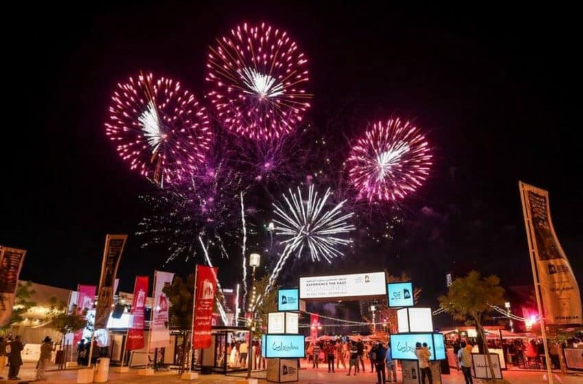 Where's the party at in Dubai this Eve? Here's your fireworks, RTA, shop-till-you-drop guide