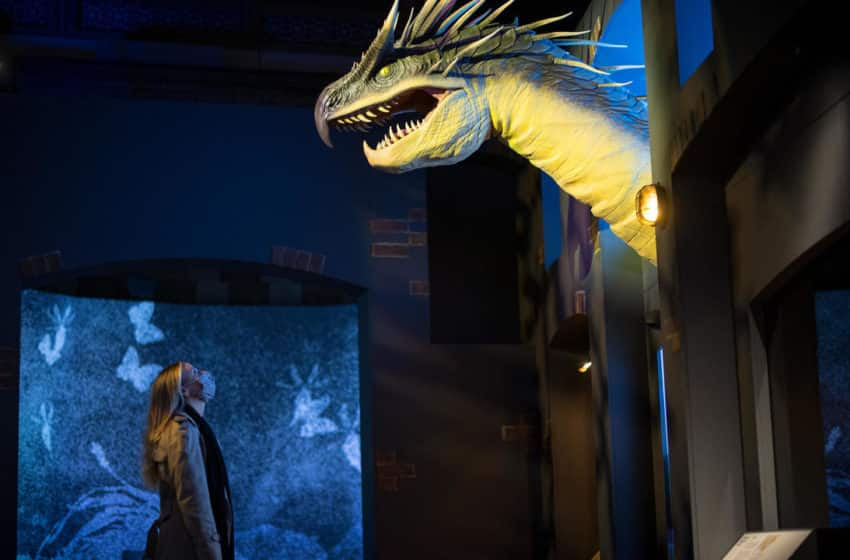 'Fantastic Beasts': London Museum to unlock doors to a magical realm