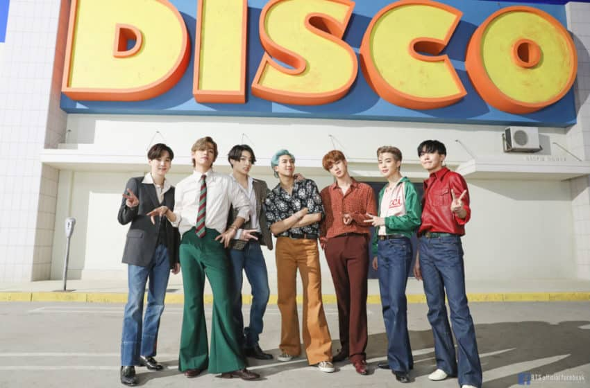 BTS's iconic 'Dynamite' costumes now on auction!