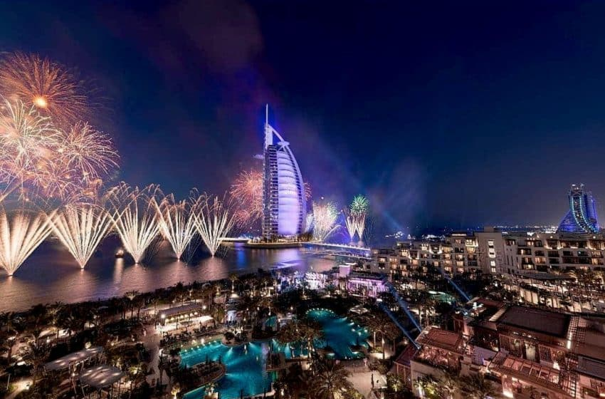 Dubai permits New Year's gatherings of up to 30 — but you better mask-up!