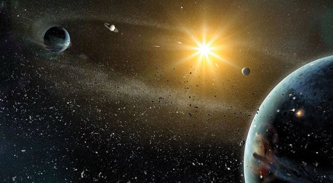 School students discovered 18 new asteroids