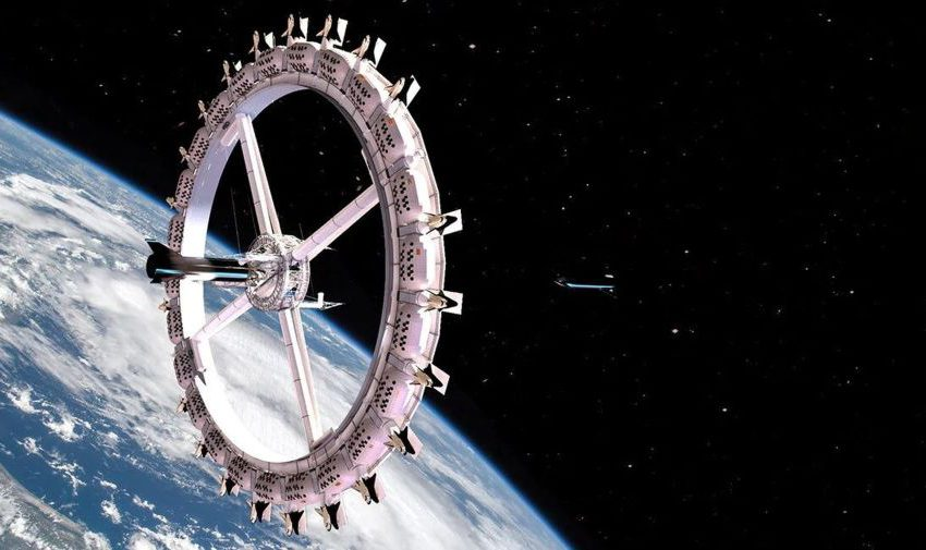 Let's gear up for Space-cation, first space hotel is expected to open in 2027