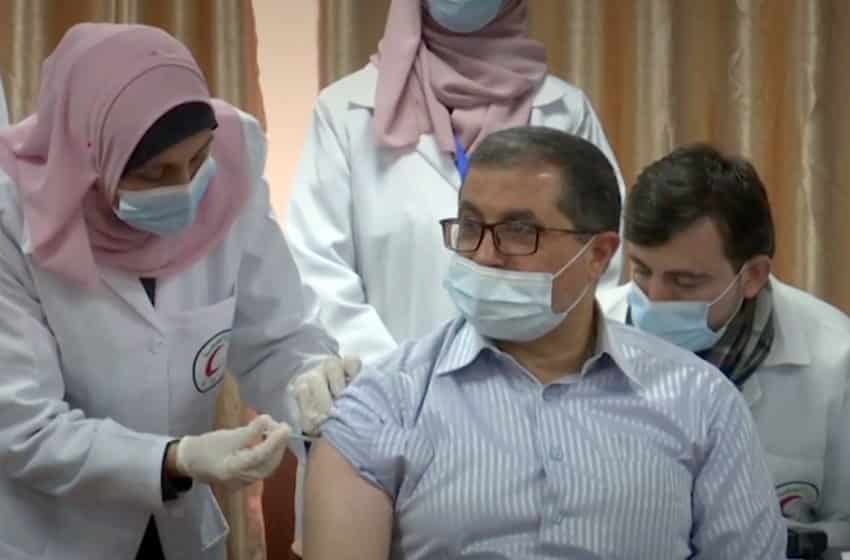 Palestinians praise UAE's move to provide COVID-19 vaccine to Gaza Strip