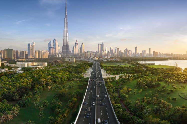 UAE a global center of addressing climate challenges