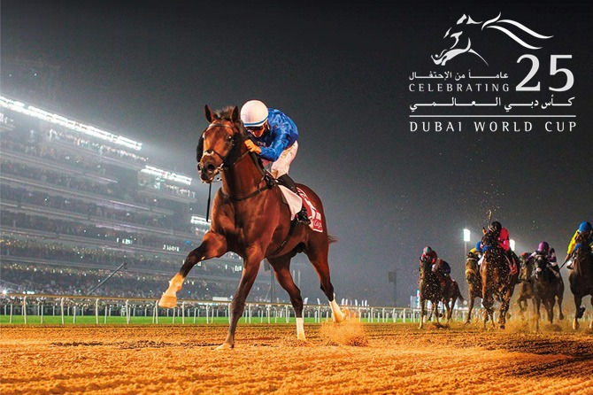 Dubai World Cup – A message of peace and love from UAE to the world