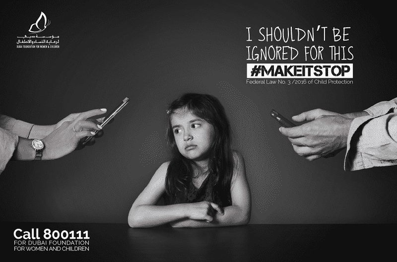 """Don't parent with your ego"" – Child abuse awareness campaign launched by DFWAC"