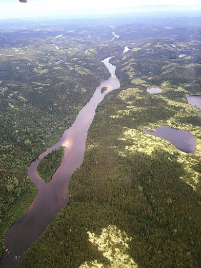 This river in Canada is now considered a legal entity