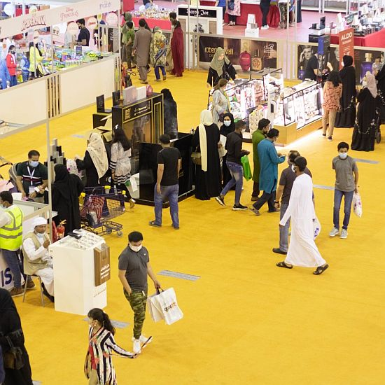 Sharjah Ramadan Nights 2021 concludes by attracting over 50,000 visitors