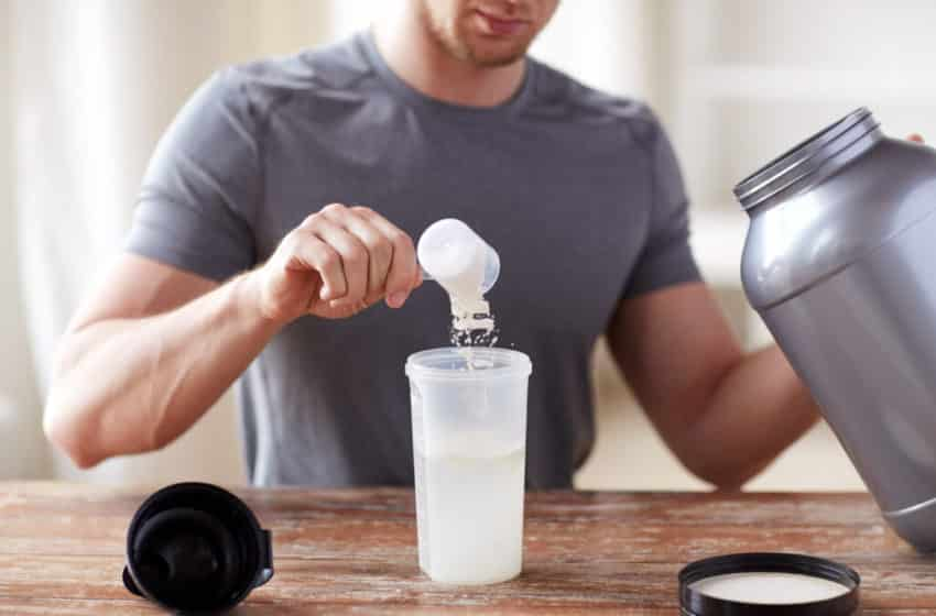Myth-squash: Proteins – How much is a lot?