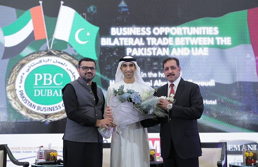 UAE, Pakistan to boost trade and investment: UAE Minister of Foreign Trade