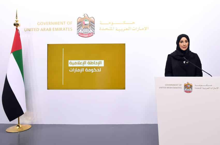 With 158.24 doses for every 100 persons, UAE maintains global rank in daily vaccine doses