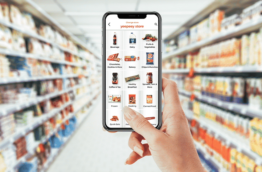 This e-grocery app is offering free delivery in 45 minutes across Dubai
