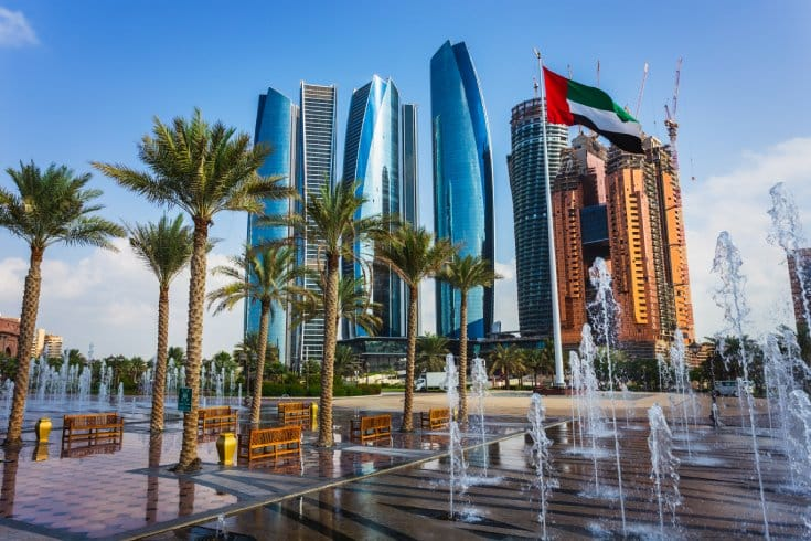 Pandemic-Safe City in the world – Abu Dhabi