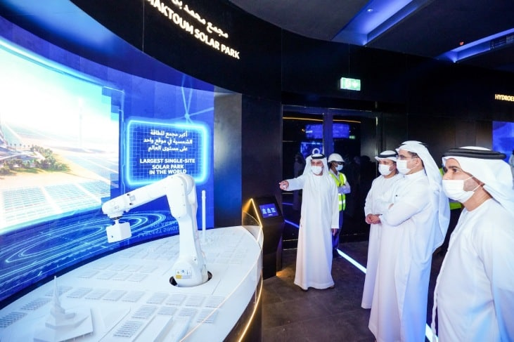 DEWA's Expo 2020 pavilion ready to welcome visitors!