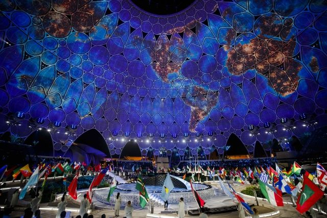 Expo 2020: star-studded Opening Ceremony will be streamed live to more than 430 locations,  followed by three spectacular fireworks displays in Dubai
