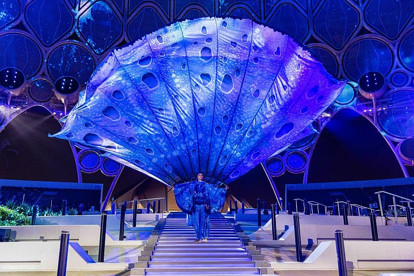 Expo 2020 opening will be stunning