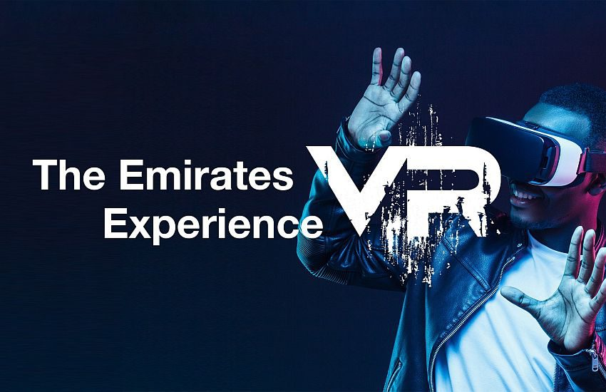 Emirates launches first airline virtual reality app