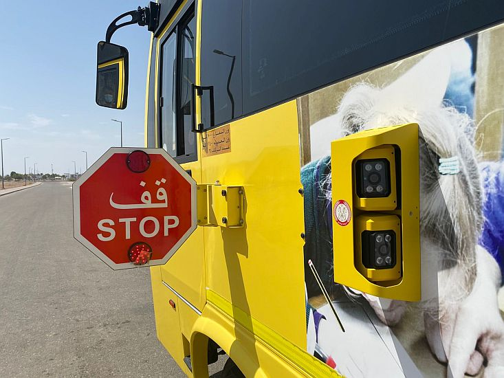Dh1,000 fine for ignoring school bus 'STOP' sign